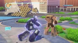 TRANSFORMERS: Devastation Nemesis Prime Vs Autobots Commander Mode