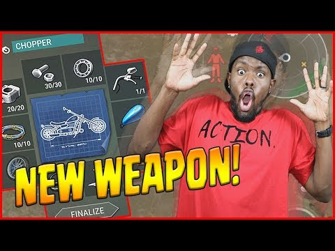 NEW UPDATE! NEW WEAPON! WE GOT THE GAS TANK! - Last Day On Earth: Survival Ep.24