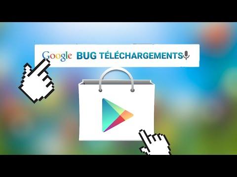 Resoudre Le Bug De Google Play (téléchargement En Attente)