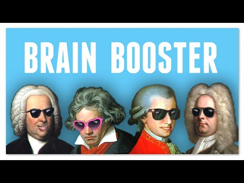 Super Intelligence Brain Booster Classical Music | Focus Concentration Study Improve Memory