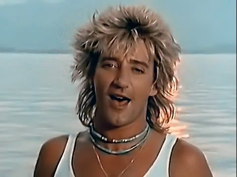 Rod Stewart - What Am I Gonna Do [ Official Video ] 1983 (HD)
