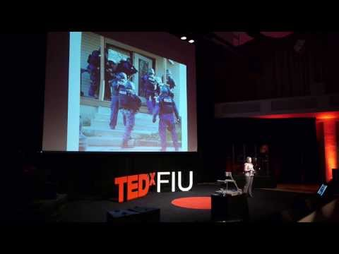Fast, Easy, Cheap Explosives Detection: Kelley Peters At TEDxFIU