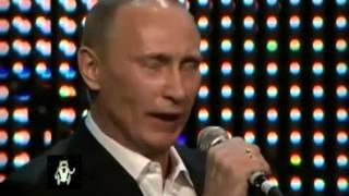 Владимир Путин поет песню Linkin Park - Numb