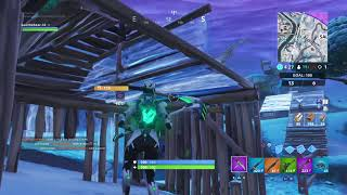 Fortnite team rumble rare eon skin pro player wins