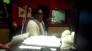 Charlie Wilson talks Dennis Rodman, the Grammy