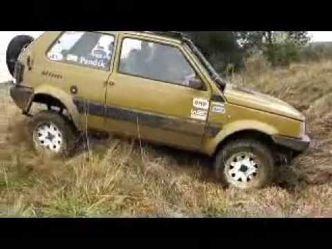Fiat panda 4x4 extreme doovi for Panda 4x4 extreme