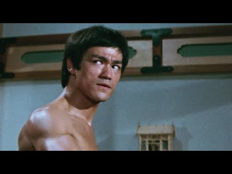 Bruce Lee Fights Entire Dojo In Fist Of Fury  The Bruce Lee Collection