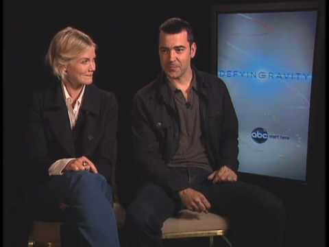 Defying Gravity  Ron Livingston & Laura Harris