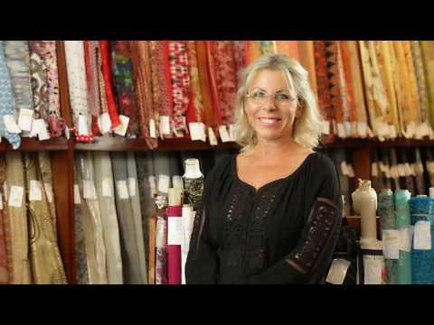 Designer Fabric - D'Italia Designer Fabric Store, Melbourne - Www.ditalia.com.au