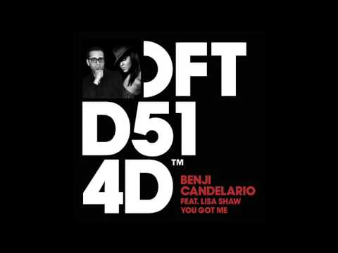 Benji Candelario featuring Lisa Shaw 'You Got Me' (Benji Candelario Late Night Strut Mix)
