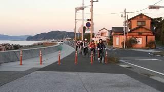 室戸サイクリング 高知市春野町通過 室戸を目指して thumbnail