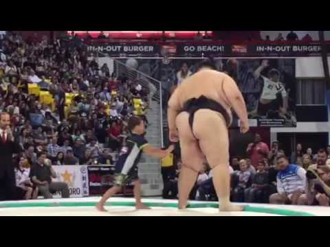 Aidan vs. Sumo Yama