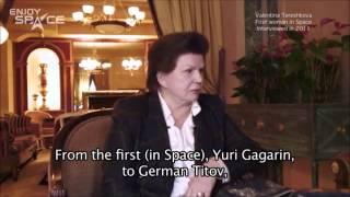 Valentina Tereshkova- history by a high school student