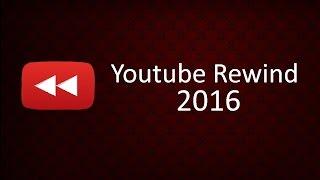 Youtube Rewind 2016 thumbnail