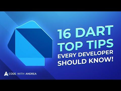 Top 16 Dart Tips and Tricks Every Flutter Developer Should Know