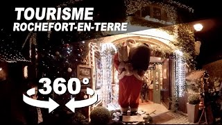 Rochefort-en-Terre - Illuminations 2016- Tourisme VR 360°