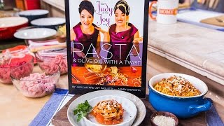 Home & Family   Pasta Bolognese With The Twice Baked Twins