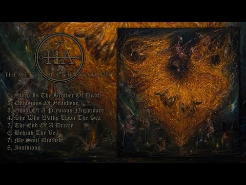 HORIZON ABLAZE - The Weight of a Thousand Suns (Full Album Stream-2018)