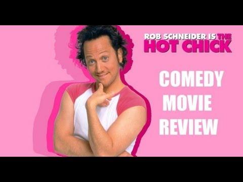 THE HOT CHICK ( 2002 Rob Schneider ) Comedy Movie Review