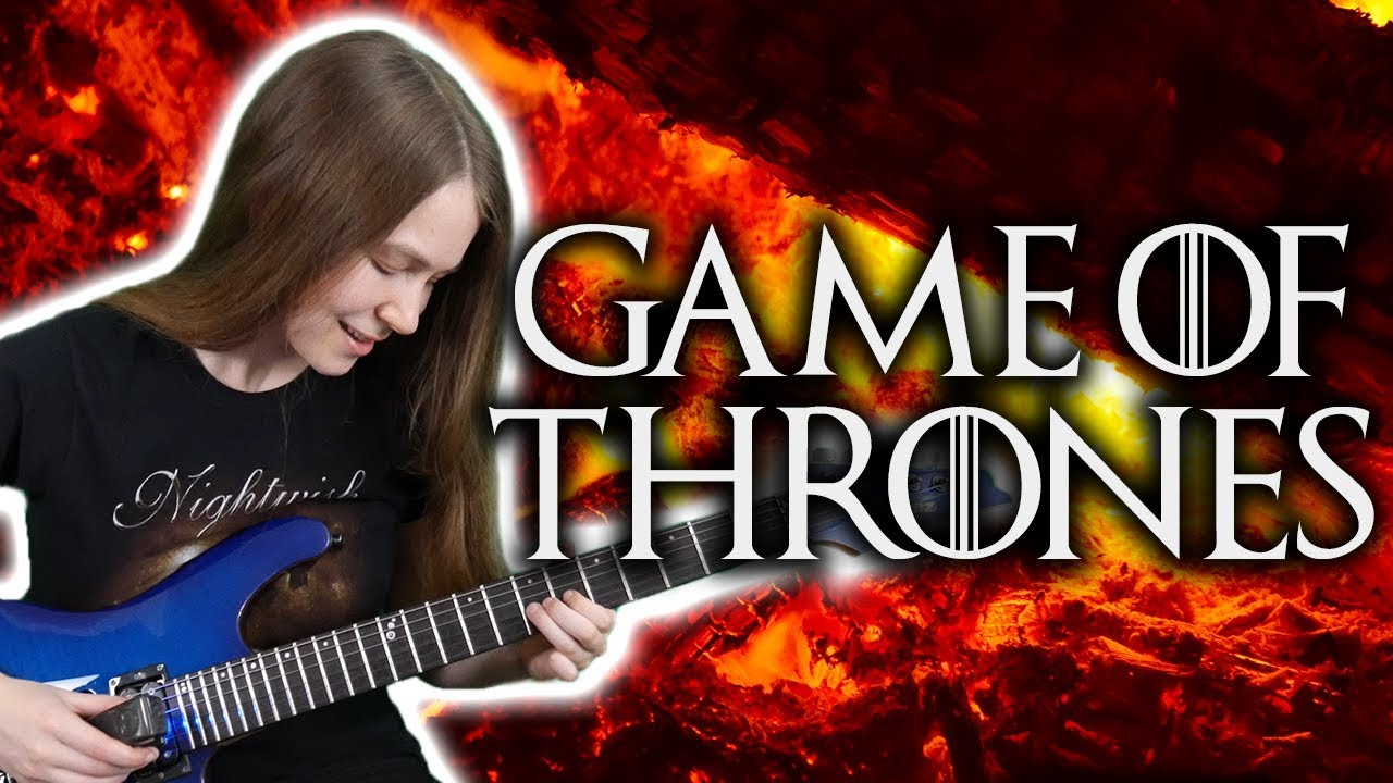game of thrones guitar cover the rains of castamere youtube. Black Bedroom Furniture Sets. Home Design Ideas