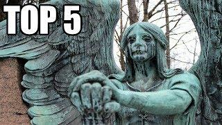 TOP 5 - Děsivých Soch