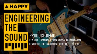 Fender American Professional II Jazzmaster: Product Demo with Eagle Eye Jones
