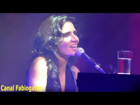 Chiara Civello – Resta (Tom Jazz - 27/02/16) 4K