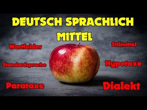 Sprachliche Mittel | Stilistische Figuren | Sprachmittel | Epische Texte analysieren