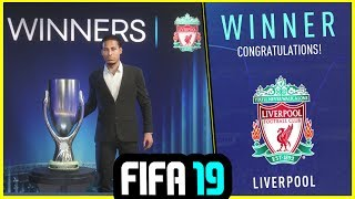 What Happens When You WIN The Champions & Europa League In The SAME Season In FIFA 19 Career Mode?