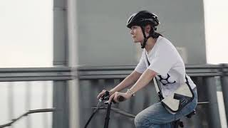 까미노 썬더, 스타일리시한 폴딩 미니 전기자전거