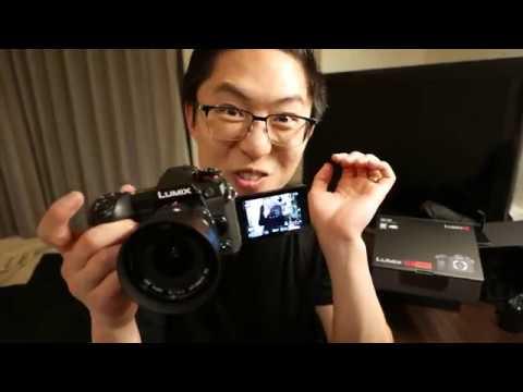 Brand-new Camera! Panasonic Lumix G9 Pro Unboxing + Review (RIP RICOH GR II)