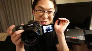 Brand-new Camera! Panasonic Lumix G9 Pro Unboxing + Review (RIP RICOH GR II)