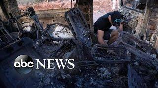 Download Man lost wife, 2 children in ambush in Mexico l ABC News Mp3 and Videos