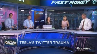 Tesla facing more trauma after Elon Musk's latest Twitter rant