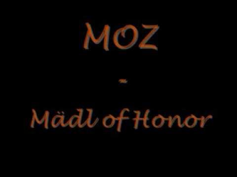 MOZ-Mädl of Honor