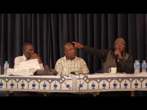 Q&A with Dr  Admore Xolani Tshuma : Mthwakazi must look within