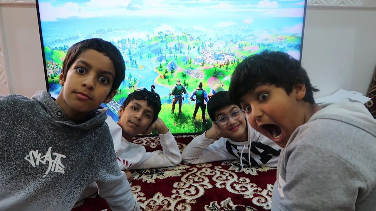 تحدي فورت نايت //عماد خدعنا وضحك علينا !!!