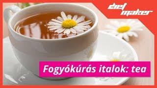 Fogyni szeretnél? Íme 5 szuperhatékony karcsúsító tea | health-journal.hu