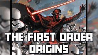 First Order Origins: Star Wars lore