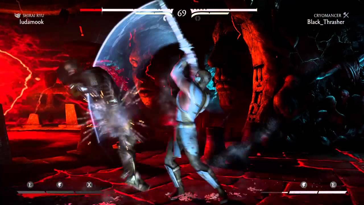 Mortal Kombat X Online Ranked Matchmaking Rant