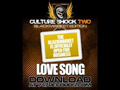 LOMATICC n SUNNY BROWN BABA KAHN - LOVE SONG Culture Shock 2 Black Market !!!BRAND NEW SINGLE!!!!