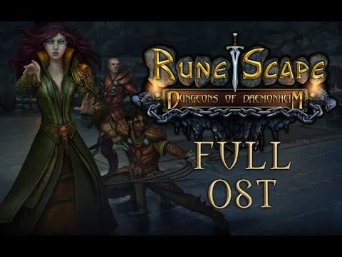 Full Dungeoneering OST - RuneScape Dungeons Of Daemonheim