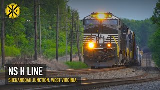 Norfolk Southern at Shenandoah Junction