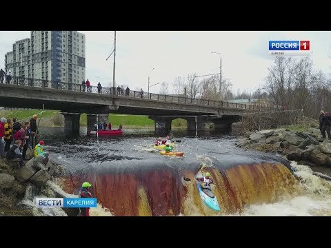 Mad Boat: Кубок по экстремальному сплаву в Петрозаводске