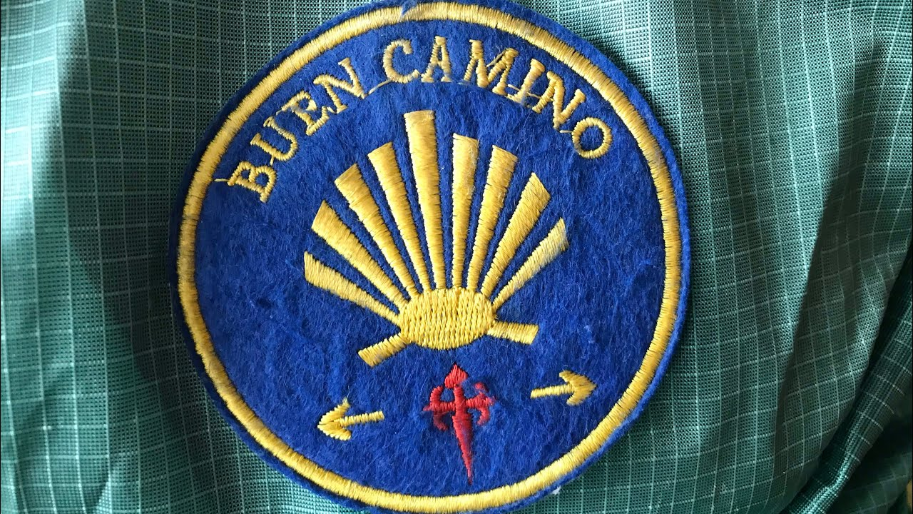Simple Method for Attaching Patches to Your Hiking Backpack - Camino de  Santiago