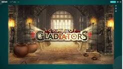 Game of Gladiators - Bonus game with big win