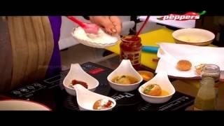 Studio Kitchen - Italian Style Pani Poori, Hot Chocloate & Green Peas Masala