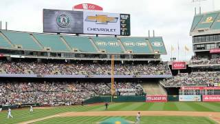 Oakland Athletics - O.Co Coliseum Project Highlight