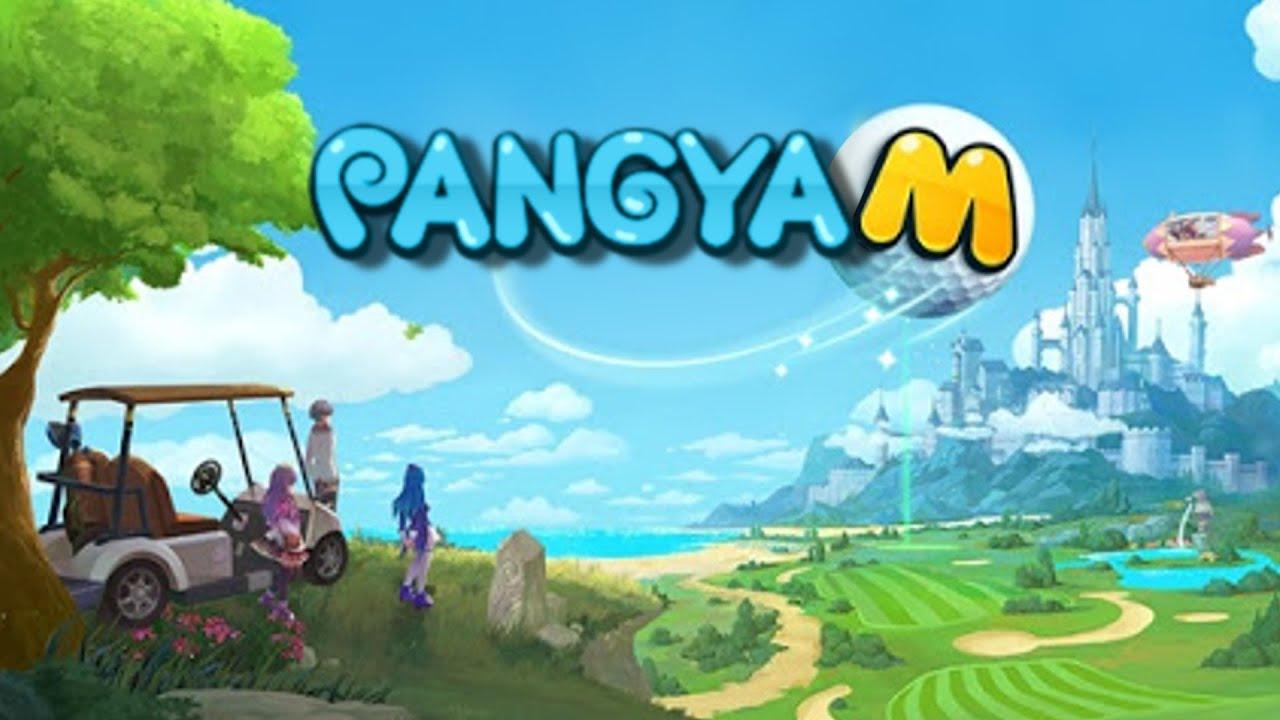 Download NEW Pangya M Trailer「팡야M」