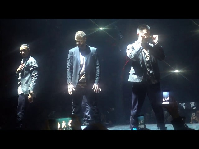 Justin Timberlake - Suit and Tie: Man of the Woods Tour in Montreal (04/09/2018)